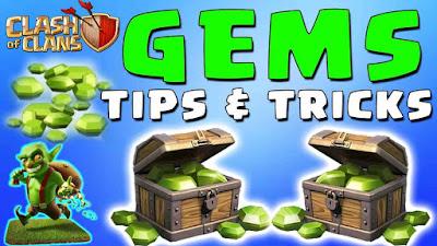 Gems Box COC