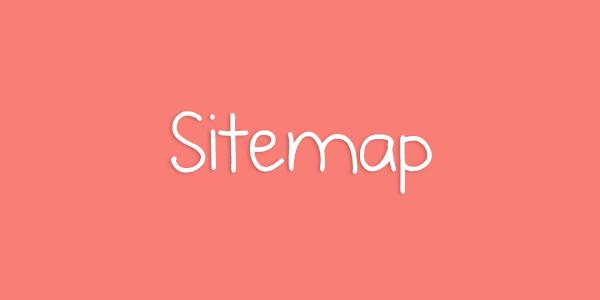 sitemap cho blog