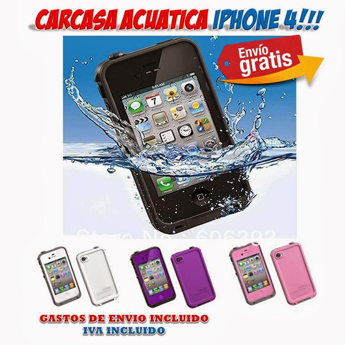 Carcasa iPhone 4 / 4S