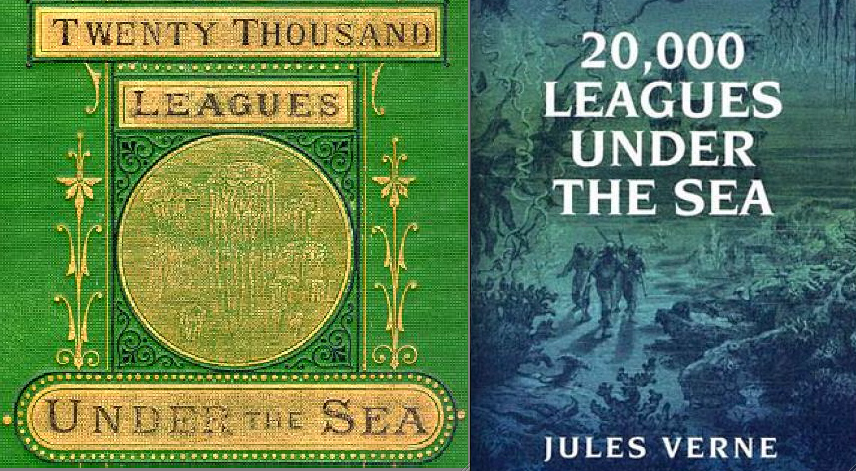 a literary analysis of twenty thousands leagues under the sea by jules verne Free summary and analysis of part 1 chapter 1 in jules verne's 20,000 leagues under the sea that won't make you snore we promise.
