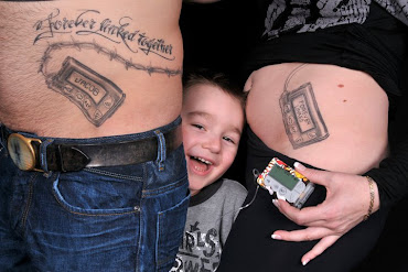 Et oui!  C&#39;est nous les tattoo Medtronic!
