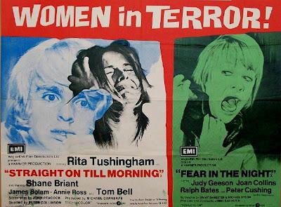 Fear in the Night (1972) Double Bill