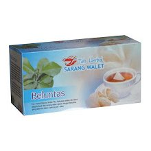 Teh Herbal Sarang Walet Plus Beluntas