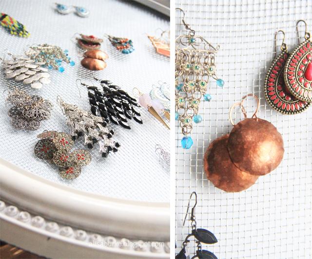 alisaburke: fashion friday- jewelry organizer