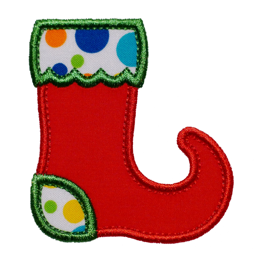 big dreams embroidery christmas stocking machine applique. Black Bedroom Furniture Sets. Home Design Ideas