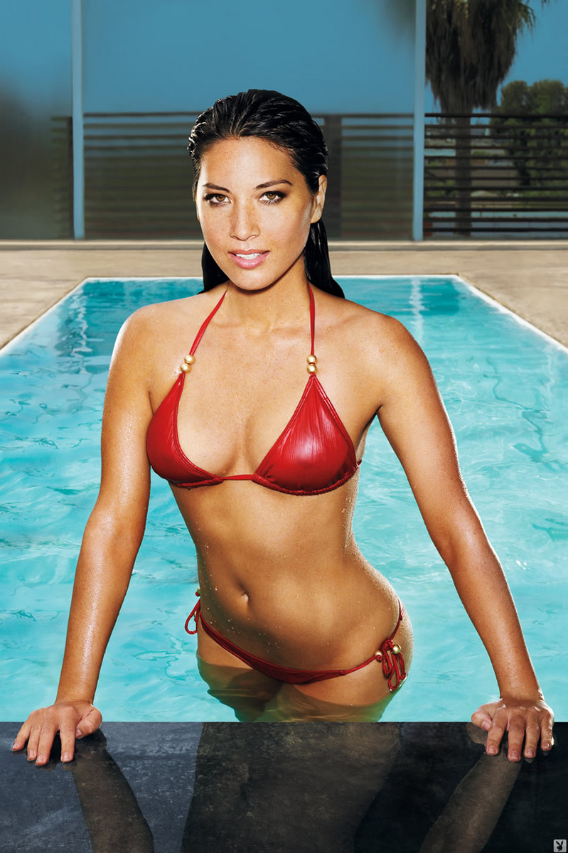 Olivia Munn has starred in several television series' in the US such