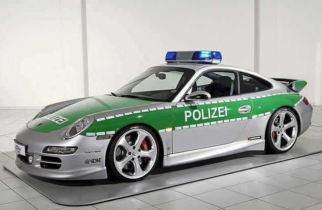 Austria – Porsche Carrera 911
