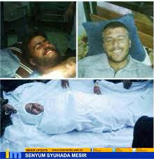 SIMILING FACES OF MARTYRS ( SHUHADA )