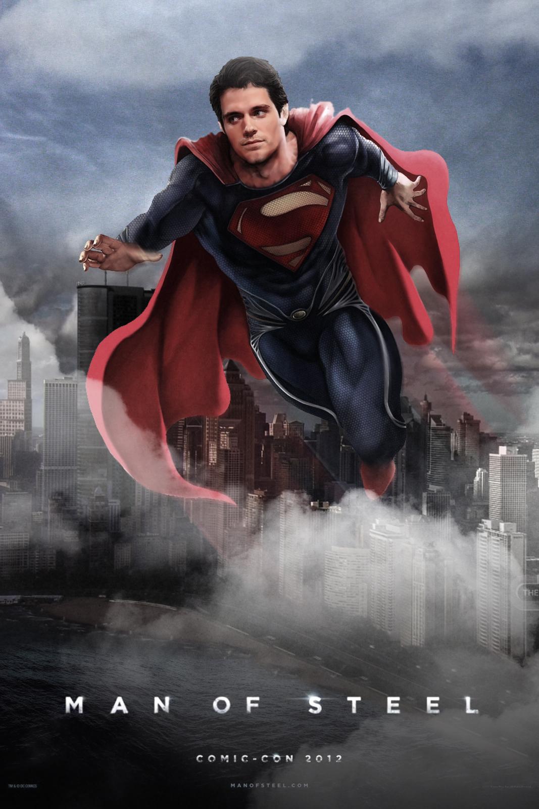 Online wallpapers shop superman man of steel poster wallpaper - Wallpaper superman man of steel ...