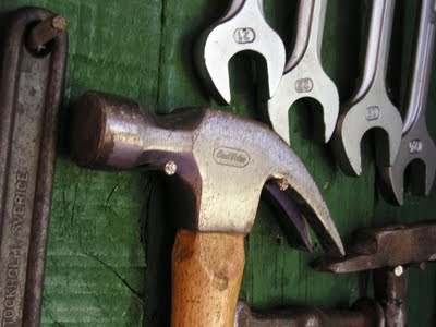 Father&#39;s Day Idea, make a tool wall