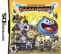 Dragon Quest Heroes: Rocket Slim – NDS