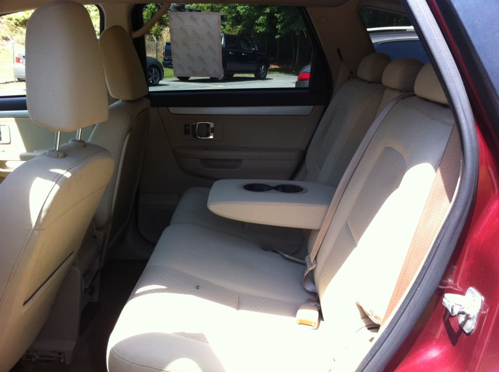 2007 suzuki xl7 buy here pay here charlotte nc. Black Bedroom Furniture Sets. Home Design Ideas