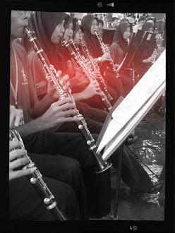 frabjous clarinettist