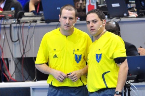 Panamericano de Uruguay 2014: Arbitros designados | Mundo Handball