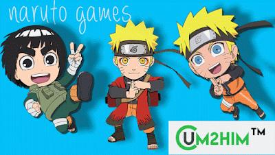 Kumpulan Game Naruto Untuk Android