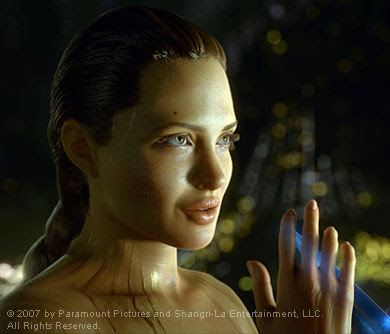 ardente mente beowulf angelina jolie pictures