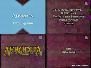 Афродита / Afrodita.