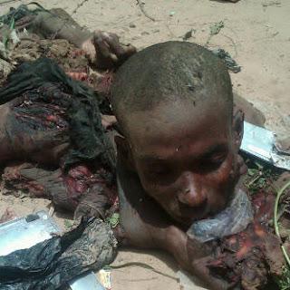 Policeman killed at the sokoto bomb blast July 2012