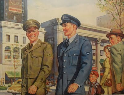 masculinity and world war ii Military masculinity that have flourished in war and in the preparations for war,   by world war ii, following the twentieth-century evolution of ideal male body.