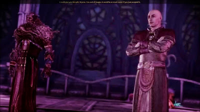 Dragon Age: Origins harrowing chamber abomination