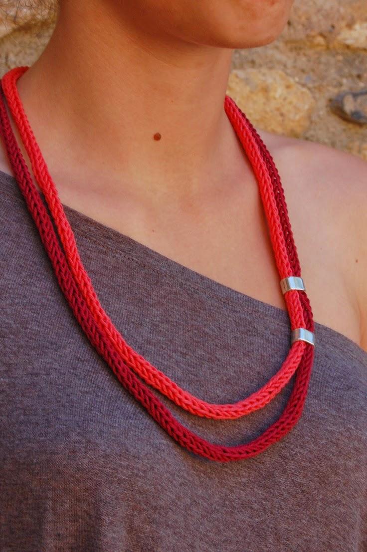 collar de tricot
