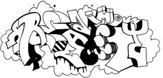 Seni Grafity gambar