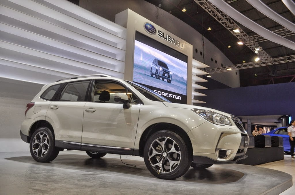 The new car will soon release subaru, subaru suv car ready to launch the latest
