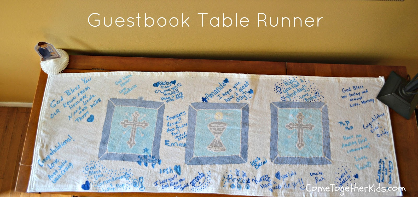 Fabulous First Communion Party Table Ideas 1600 x 754 · 254 kB · jpeg