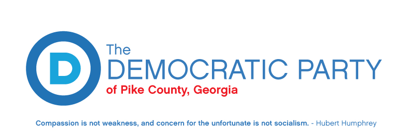 The Democratic Party of Pike County, Georgia