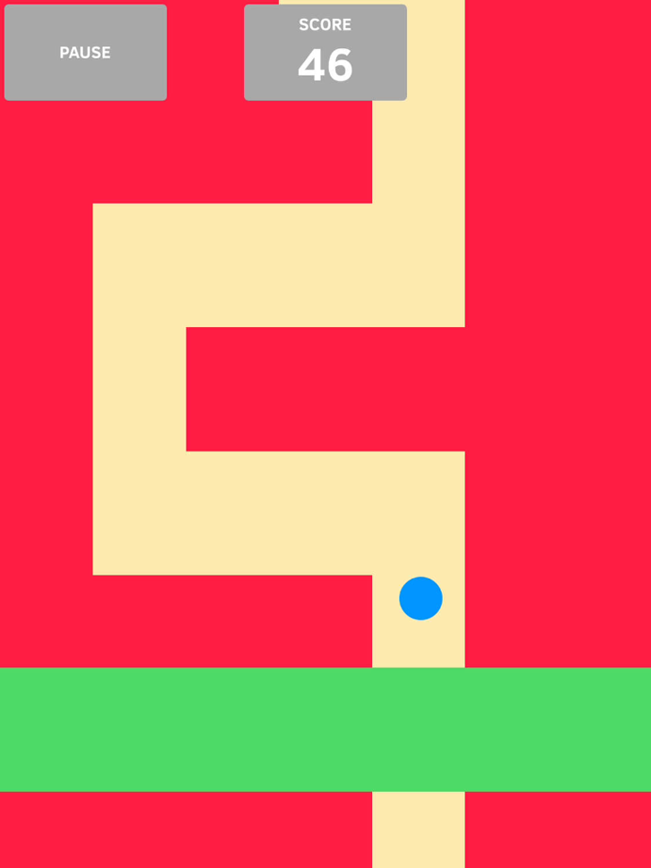 The Line Free App Game By Ketchapp