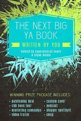 aspiring writers! enter your manuscript!