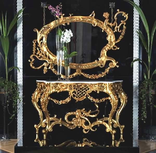Muebles de lujo tallados - Comodas de estilo ...