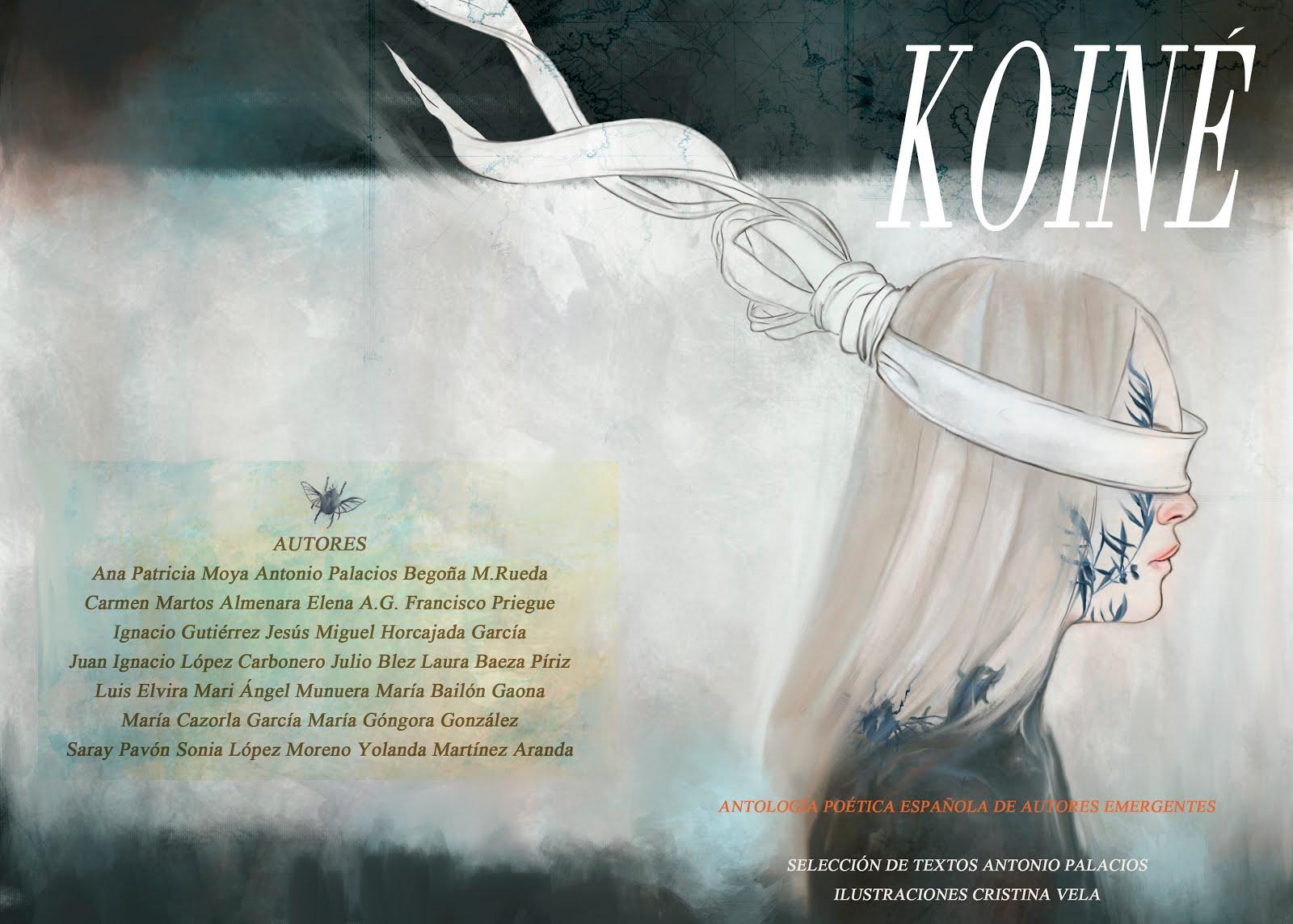 Koiné. Antología poética española de autores emergentes
