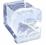 full cube ice picture