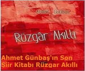 Ahmet Günbaş'ın Son Şiir Kitabı Rüzgar Akıllı