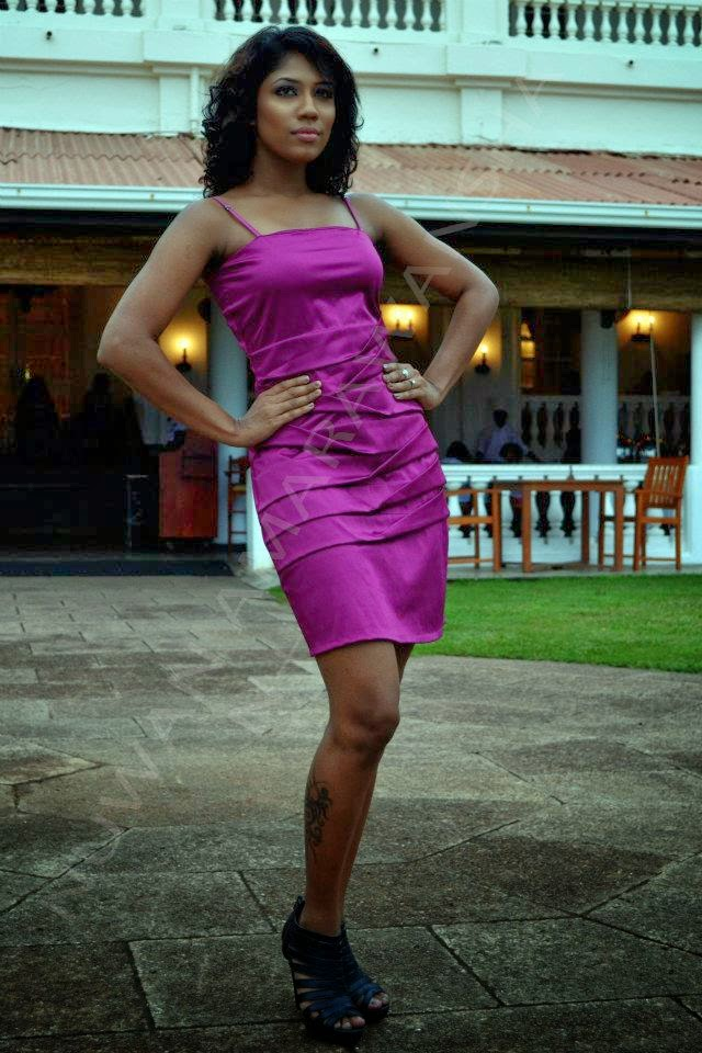 Sri lankan Female Model
