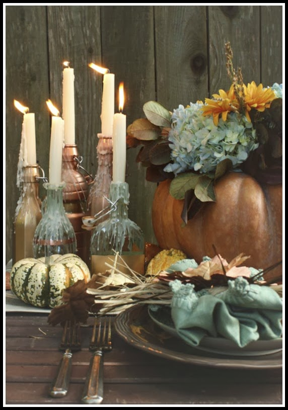 Js home collection diy it 39 s coming halloween - Botellas con velas ...