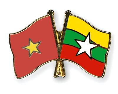Vietnam vs Myanmar Piala AFF SUZUKI Cup 2012
