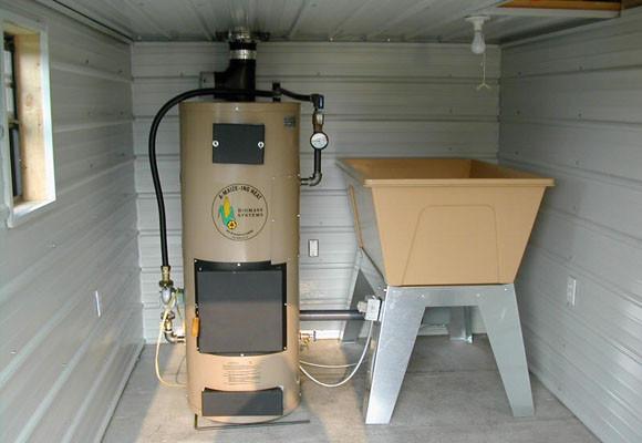Ahorro de electricidad aire acondicionado y biomasa - Calefaccion por aire ...