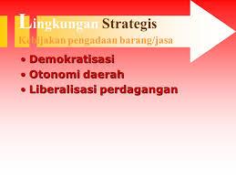 Apakah Yang Dimaksud Dengan Strategi Pengadaan