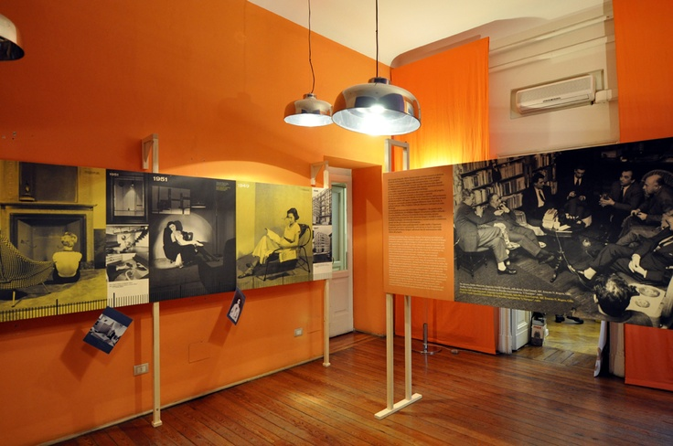4bildcasa mz progetto integrato marco zanuso design for Industria italiana arredi