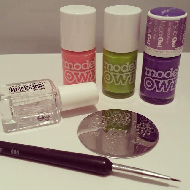 40-great-nail-art-ideas-orange-purple-green-camouflage-manicure (3)