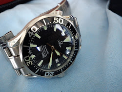 OMEGA SMP 300M
