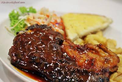 Menu: Black Pepper Steak