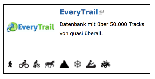Everytrail tracks zum downloaden