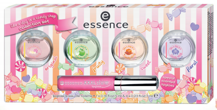 essence collection set – like a day in a candy shop