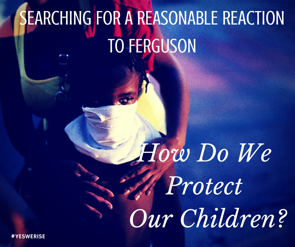 How do we protect our children? | Yes, We Rise