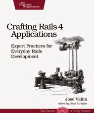 Crafting Rails 4 Applications front cover