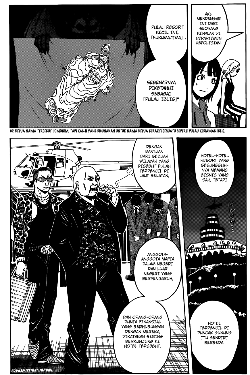 Komik assassination classroom 061 - waktunya iblis 62 Indonesia assassination classroom 061 - waktunya iblis Terbaru 6|Baca Manga Komik Indonesia|