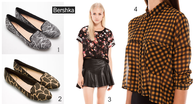 Las mejores prendas de Bershka otoño 2013